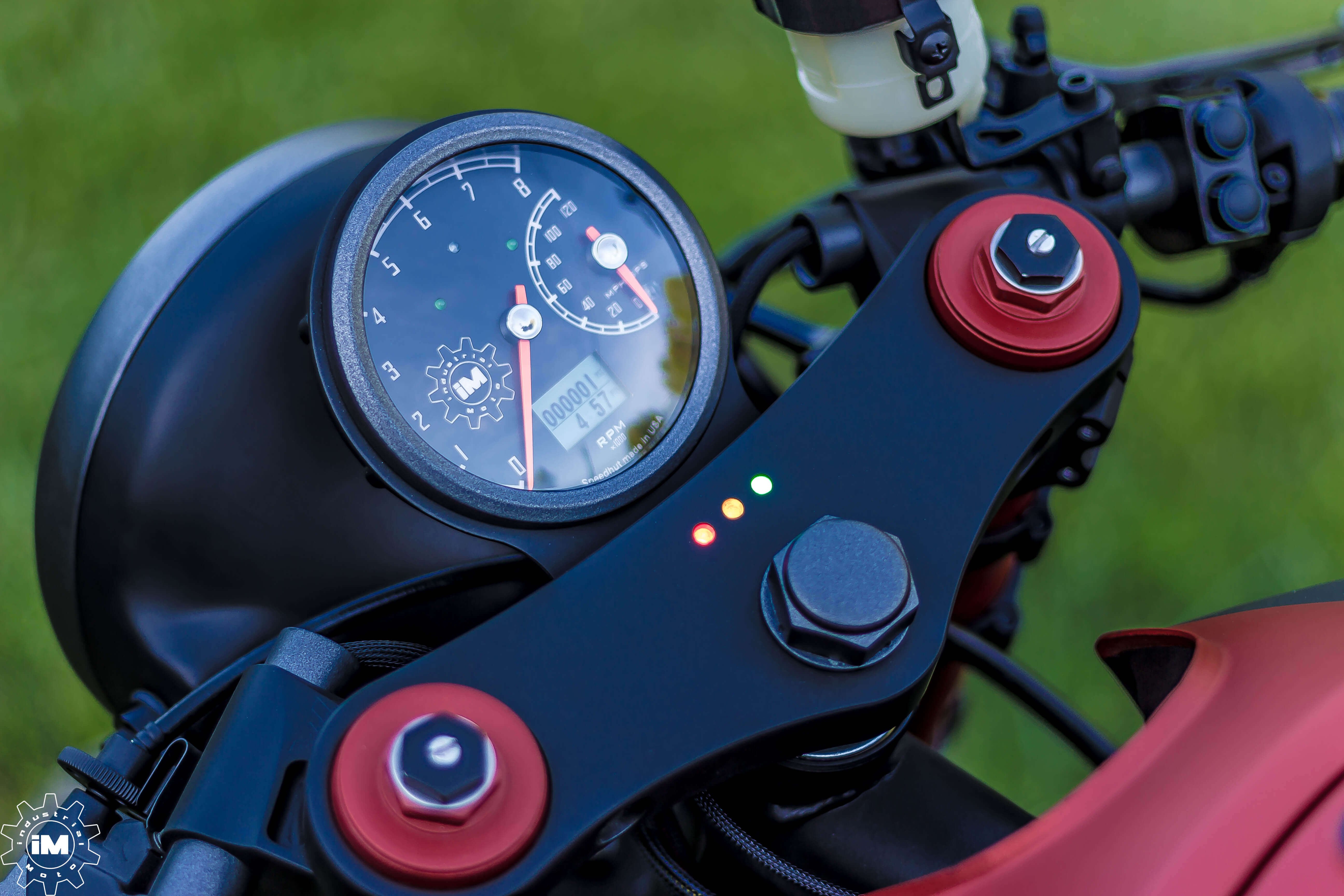 project SCORPION | industrial Moto