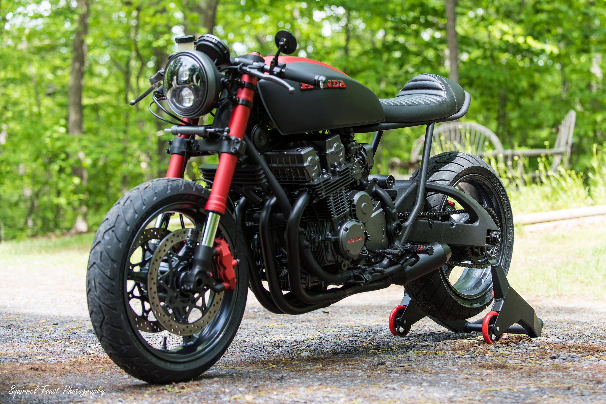 project SCORPION – industrial Moto